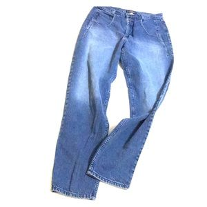 Vintage Guess high waist mom jeans size 33